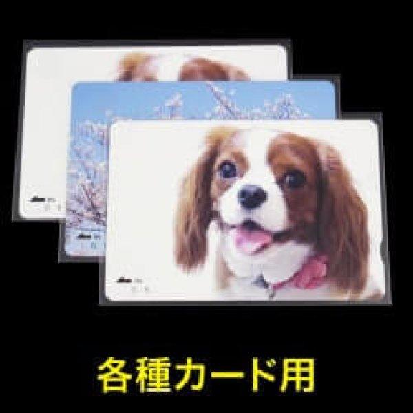 画像1: #50 OPP袋 各種カード用袋 (1)