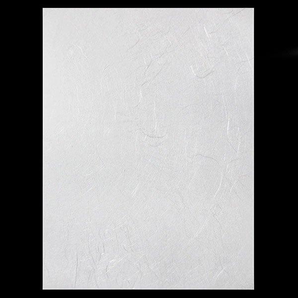 画像1: インクジェット対応ラベルシール 和紙(雲竜柄) A4判(210x297mm) フリーカット (1)