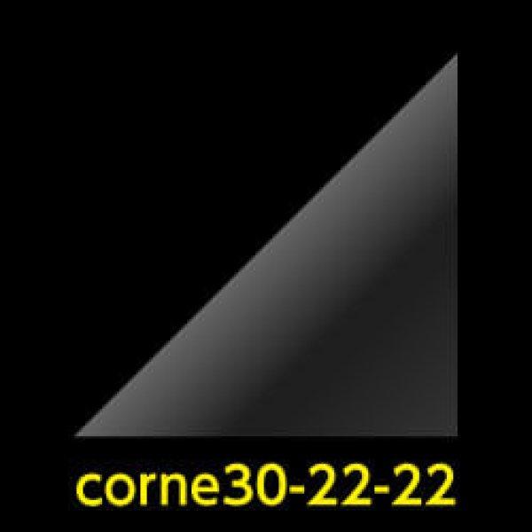 画像1: #30 アイシングクッキー用コルネ(OPP三角シート) 220x220 (1)