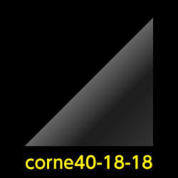 画像1: #40 アイシングクッキー用コルネ(OPP三角シート) 180x180 (1)