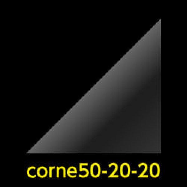 画像1: #50 アイシングクッキー用コルネ(OPP三角シート) 200x200 (1)