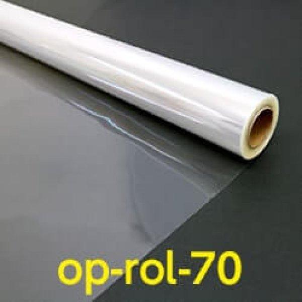 画像1: 透明OPPロール(セロハンロール)小巻ラッピング用 700ミリ幅 (1)