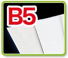 B5用台紙