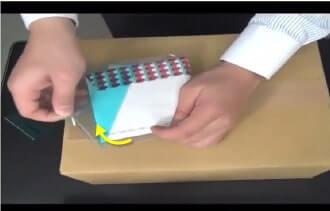 フタ付デリバリーパックの利用方法9