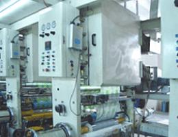 グラビア印刷機