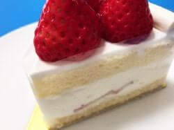 ケーキのフィルム